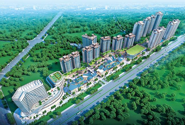 海南自贸区建设项目(第四批)集