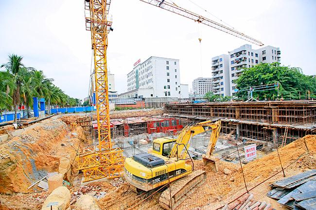 儋州・福安大厦项目:完成年度计